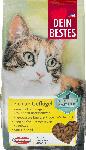 dm-drogerie markt Dein Bestes Sterilisiert-Kastriert Trockenfutter für Katzen, reich an Geflügel