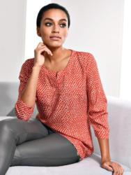 Alba Moda Blusenshirt in softer Viskose