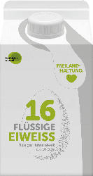 pumperlgsund Freiland-Eiweiß flüssig