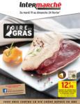 Intermarché Foire au gras - au 24.02.2019