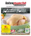 Intermarché Volaille & marée - au 24.02.2019