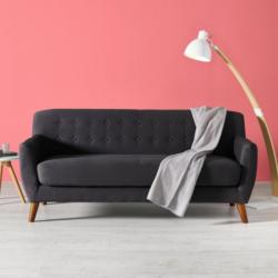 Sofa in Grau 'Xavier'