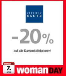 20 Auf Alle Damenkollektionen Kleider Bauer Angebot Wogibtswas At