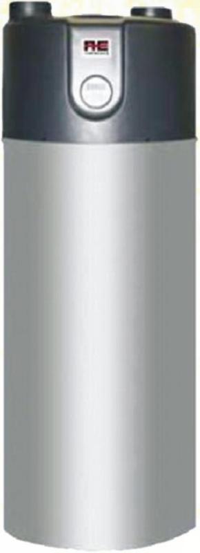 Warmwasser-Wärmepumpe (300 lt. Speicher)