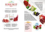 Shape-Line Shape-Line Super Fruit Mix - bis 31.08.2016