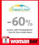 """Shape-Line -60% auf eine """"LIPO-Freezing-Woche"""" - Zone für Zone schlank frieren - bis 07.04.2016"""