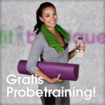 fitboutique Gratis Probetraining - bis 28.02.2018