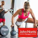 John Harris Fitness Geld zurück für Tageskarte - bis 13.01.2016