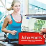 John Harris Fitness € 200,- Rabatt bei John Harris Fitness - bis 30.09.2017
