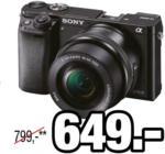 Digital Camera Graz Sony ILCE Alpha 6000 - bis 30.06.2016