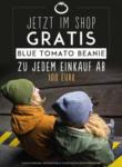 Blue Tomato GRATIS Blue Tomato Beanie zu jedem Einkauf ab 100 Euro! - bis 07.11.2015