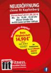 clever fit Graz-Wetzelsdorf Basic-Mitgliedschaft - bis 31.10.2016