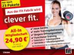 clever fit Graz-Wetzelsdorf All-In Mitgliedschaft - bis 13.01.2018