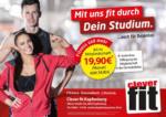 clever fit Graz-Wetzelsdorf All-In Mitgliedschaft - Studentenangebot - bis 19.07.2017