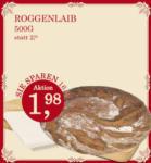 Anker Roggenlaib - bis 09.04.2013
