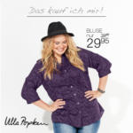 Ulla Popken Shopping City Süd Bluse - bis 24.08.2014