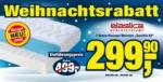 "Matratzen Concord 7-Zonen-Viscogel-Matratze ""Sensitiv H2"" - bis 21.12.2014"