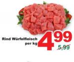 ETSAN Rinder Würfelfleisch - bis 20.05.2017