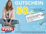 Fussl Modestraße Gutschein im Wert von 50,- - bis 20.08.2016