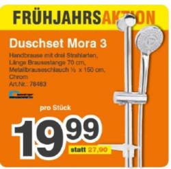 Duschset Mora 3