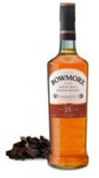 Bowmore Darkest - 15 years - 0,7l