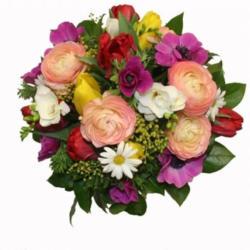 Happy Birthday Blumenstrauß