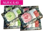 Roma Friseurbedarf - EKZ Horn Styx Set mit Duschgel 30ml + Körpercreme 50ml in den Ausführungen Granatapfel, Aloe Vera - bis 25.11.2015