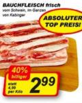 Wurstico Bauchfleisch frisch - bis 18.05.2016