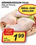 Wurstico Hühner-Keulen frisch - bis 18.05.2016