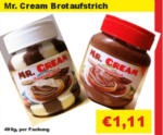 Wurstico Mr. Cream Brotaufstrich - bis 12.01.2017