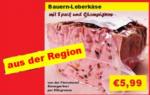 Wurstico Bauern-Leberkäse - bis 12.01.2017