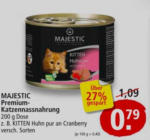 ZOO & Co. Majestic Premium Nassnahrung - bis 14.05.2016