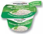 basicbio Bio-Genuss ANDECHSER NATUR Körniger Bio-Frischkäse - bis 02.07.2014