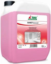 SANET lavocid - Sanitärunterhaltsreiniger 10l