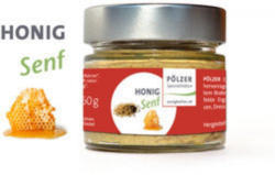 Pölzer Spezialitäten Bio Honig Senf - 160g