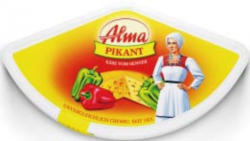 Alma Schmelzkäse pikant