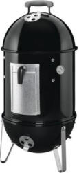 Smoker Weber Smokey Mountain Cooker 37 cm, schwarz