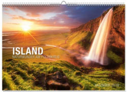 Island Premiumkalender 2019