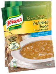 Knorr Kaiser Teller Suppen