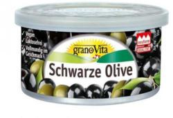 Granovita Aufstrich Schwarze Olive 125 g