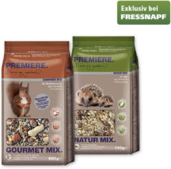 GOURMET MIX Eichhörnchenfutter oder Igelfutter