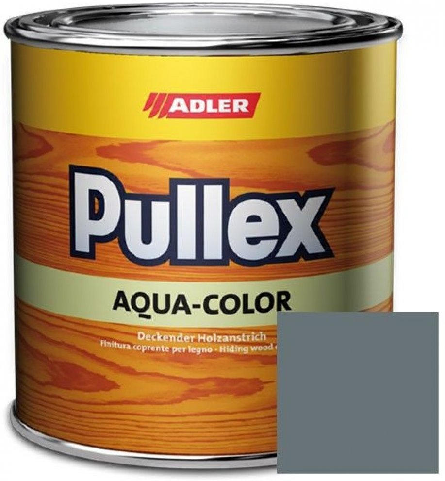 Wetterschutzfarbe RAL 7031 Blaugrau Pullex Aqua-Color Für