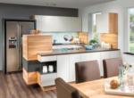 P. MAX Maßmöbel Design-Wohnküche - bis 22.02.2017