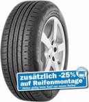 Forstinger CONTINENTAL CONTIECOCONTACT 5 205/60 R 16 96H XL - bis 30.04.2016