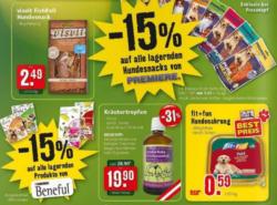 -15% auf Hundenahrung von Beneful