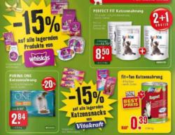 -15% auf Katzennahrung von Whiskas
