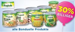 -30% auf alle Bonduelle Produkte