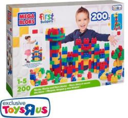 Mega Bloks - Mega Set, 200-tlg.