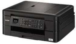 Brother MFC-J480DW Tintenstrahl-Multifunktionsdrucker Scanner Kopierer Fax WLAN