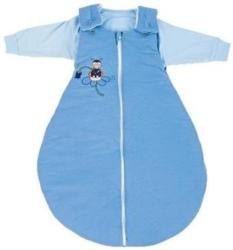Babies R Us - Babyschlafsack Sternchen 62/68 cm, blau